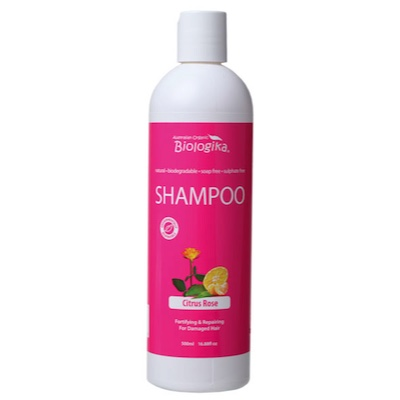 Citrus Rose Shampoo (500ml)