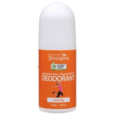 Live It Up Organic Deodorant (ACO 70ml)