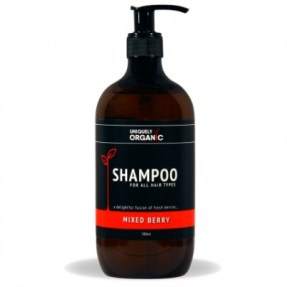 Mixed Berry Shampoo